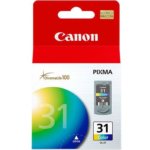 Cartucho de Tinta Original Canon 31 (cl31) Color 9ml