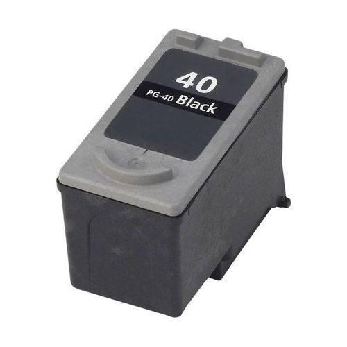 Cartucho de Tinta Similar Canon Pg40 Pg-40 Preto Compativel Ip1200 Ip1300 Ip1800