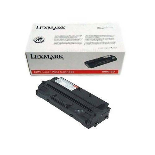 Cartucho de Toner Original Lexmark 10s0063 Lexmark E210 2.5k