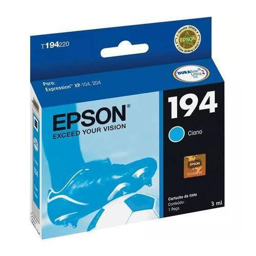 Cartucho Epson 194 Ciano T194220