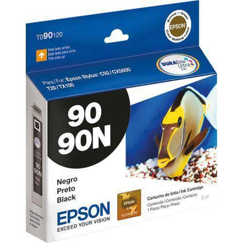 Cartucho Epson To90120 Preto 90n