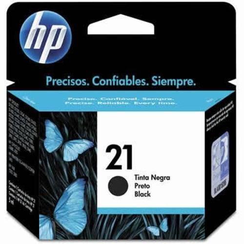 Cartucho Hp 21 - C9351ab Preto 7ml