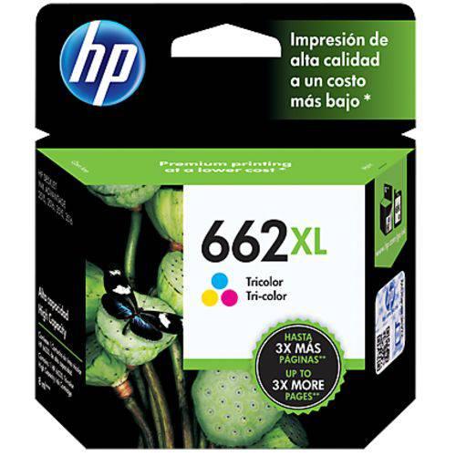 Cartucho Hp Cz106al (662xl) Color 8ml