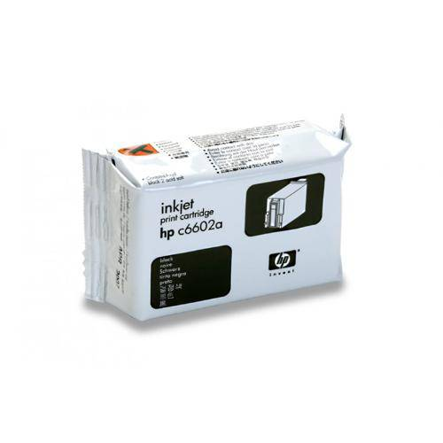 Cartucho Hp Original C6602a Black   Ij6000   Ij7000   Diebold Opteva   Digital Check