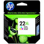 Cartucho HP 22XL Color C9352CB - HP