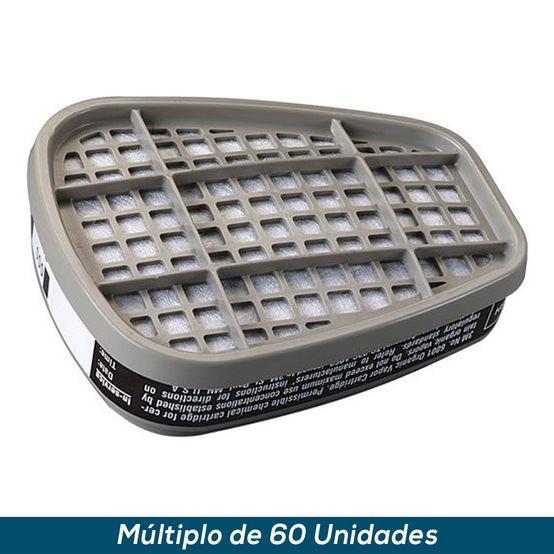 Cartucho 3M 6001 - Vapores Orgânicos (Par)