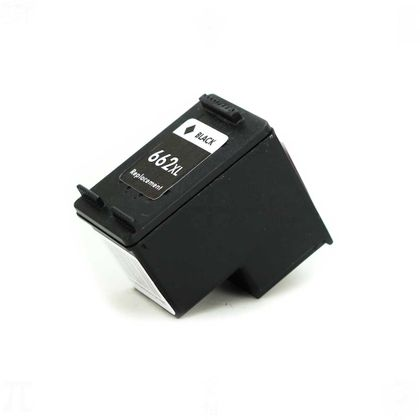 Cartucho para HP 662XL Preto Alto Rendimento Compatível 11ml