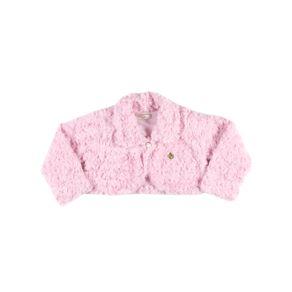 Casaco Bolero Infantil para Menina - Rosa Casaco Infantil para Menina - Rosa 3