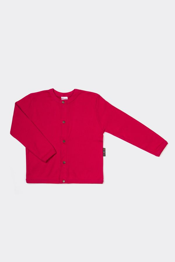 Casaco de Pressão Ribana Infantil 02 - Rosa Pink
