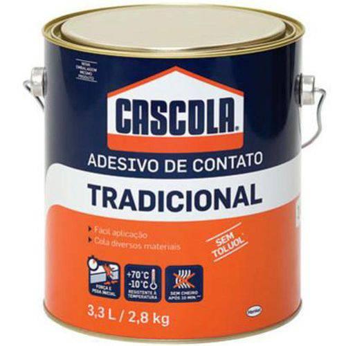 Cascola 2,8kg Extra S/toluol Cascola