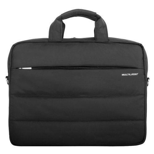 Case de Nylon para Notebook Preta Multilaser - BO397