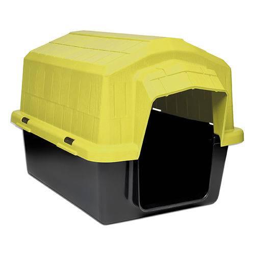 Casinha Mega Facil Amarela N 2