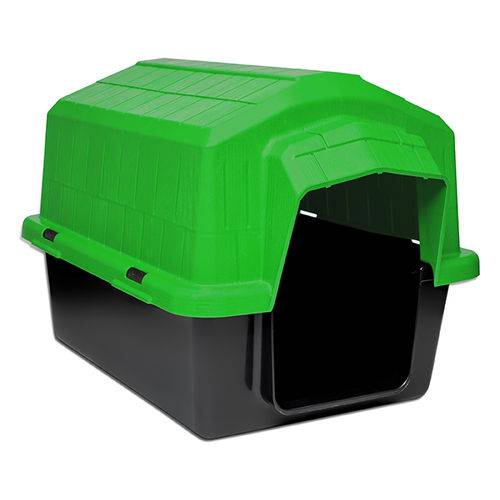 Casinha Mega Facil Verde N 2