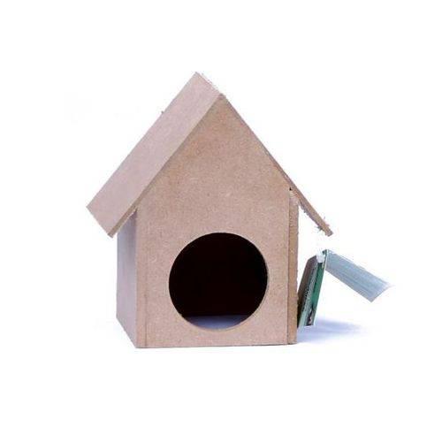 Casinha Toy For Bird para Roedores