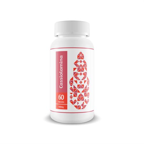 Cassiolamina - 500 Mg 60 Cápsulas