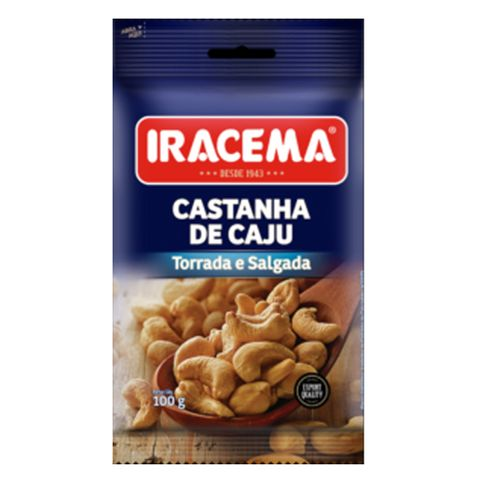 Castanha de Caju 100g - Iracema