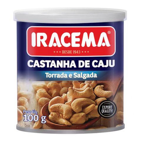 Castanha de Caju Selecionada 100g - Iracema