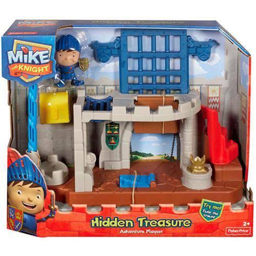 Castelo Mike o Cavaleiro Aventuras do Mike - Mattel
