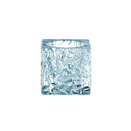 Castiçal Ice Cube 7cm - Nachtmann
