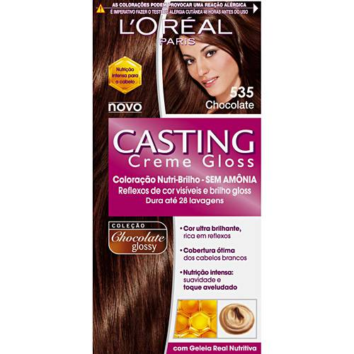 Casting Creme Gloss 535 Chocolate - L'oreal