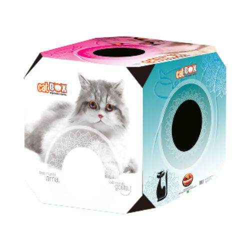 Cat Box Adulto Furacaopet