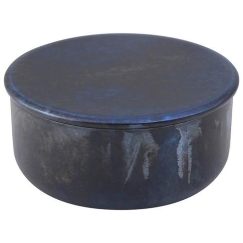 Catalyzed Porta-joias 18 Cm Ultramarine Profundo Reativo
