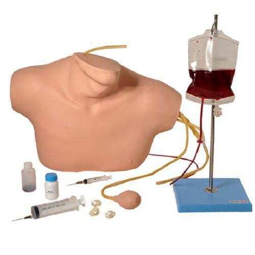 Cateterismo Venoso Central Simulador Médico
