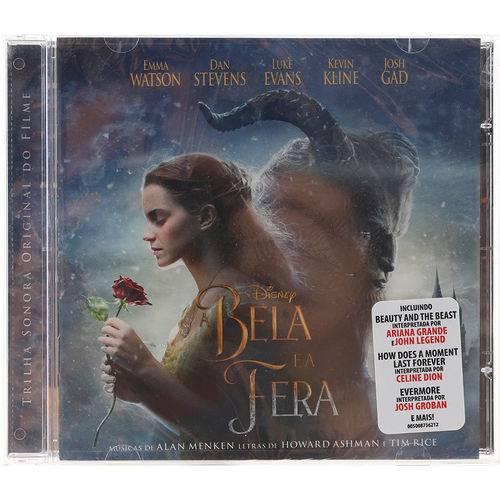 CD - a Bela e a Fera