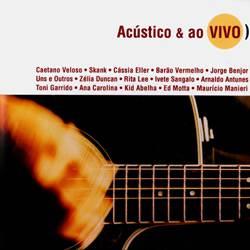 CD Acústico ao Vivo