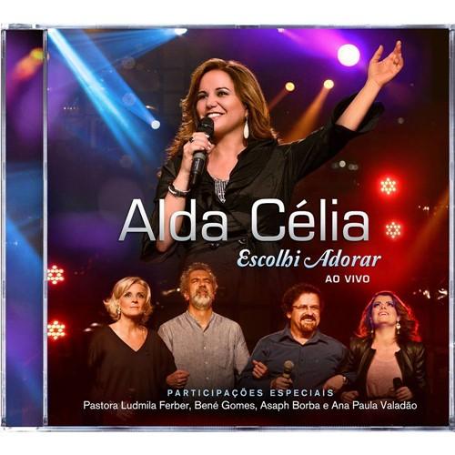 CD Alda Célia - Escolhi Adorar