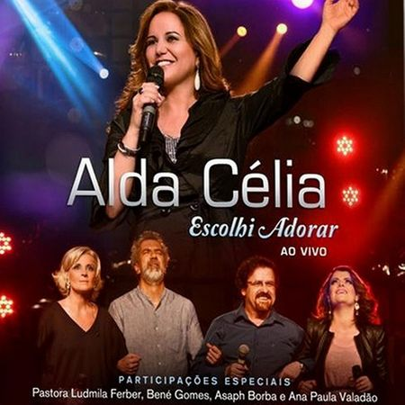 CD Alda Célia Escolhi Adorar