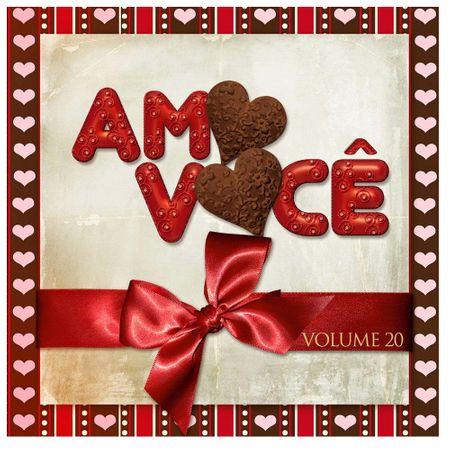 CD Amo Você Vol. 20