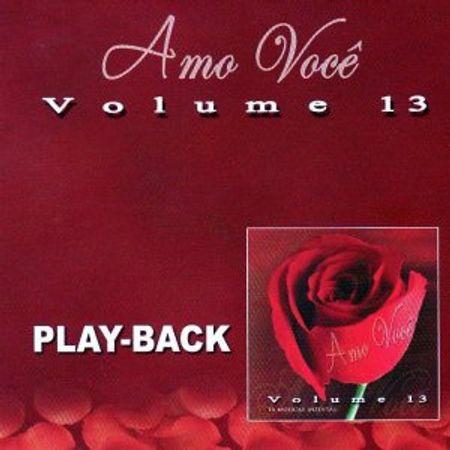 CD Amo Você Vol.13 (Play-Back)
