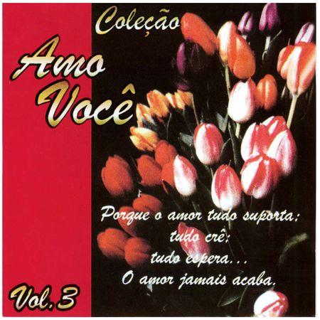 CD Amo Você Vol.3