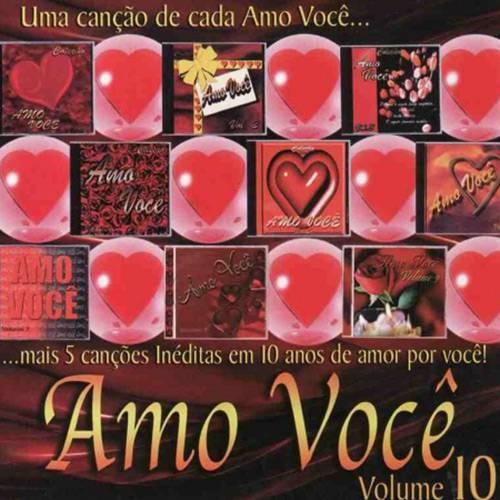 CD Amo Você Vol. 10