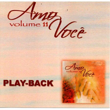 CD Amo Você Vol.11 (Play-Back)
