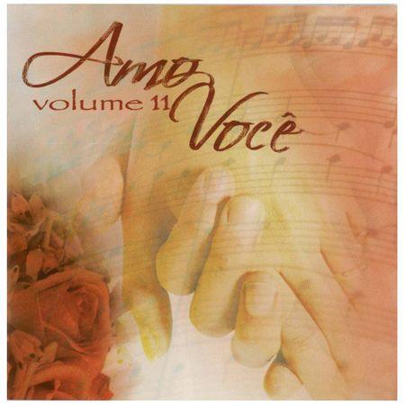 CD Amo Você Vol.11
