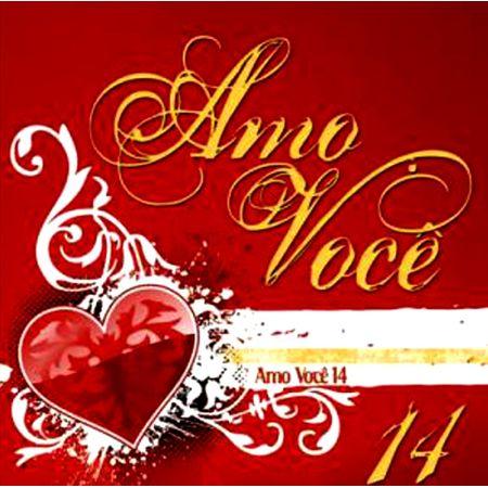 CD Amo Você Vol.14
