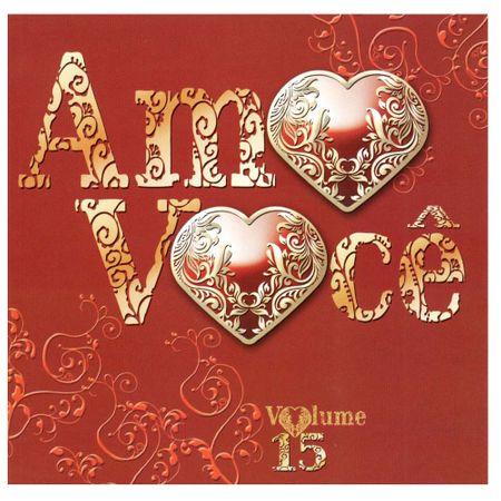 CD Amo Você Vol.15