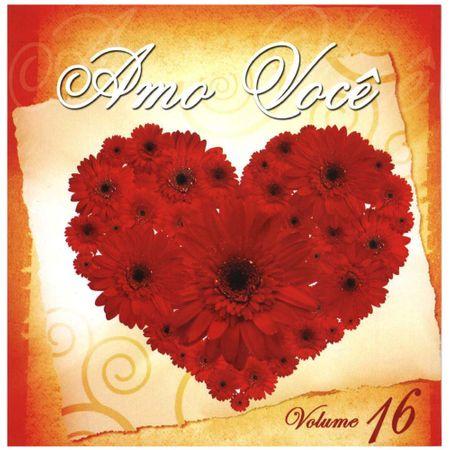 CD Amo Você Vol.16
