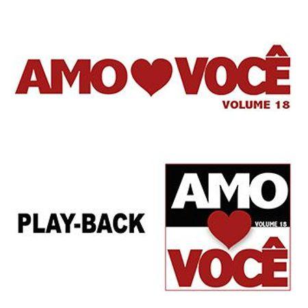 CD Amo Você Vol.18 (Play-Back)