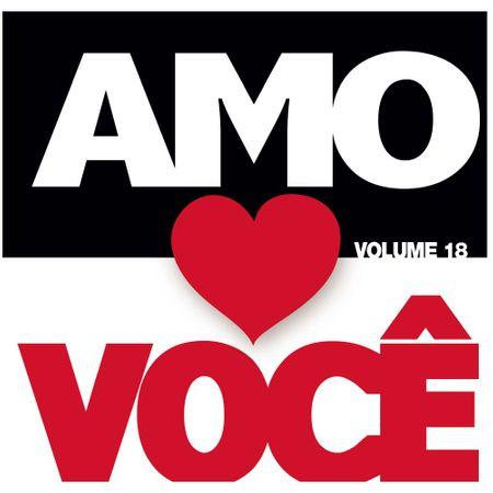 CD Amo Você Vol.18