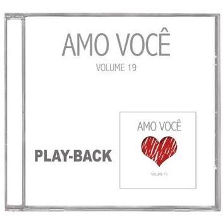 CD Amo Você Vol.19 (Play-Back)