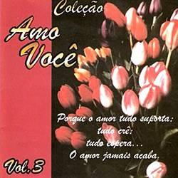 CD Amo Você Vol. 3