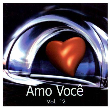 CD Amo Você Vol.12