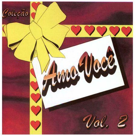 CD Amo Você Vol.2