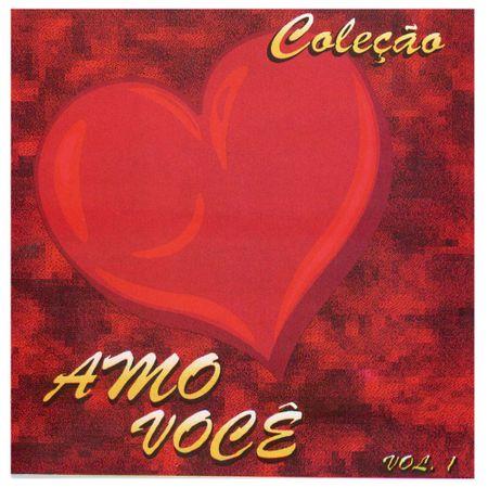 CD Amo Você Vol.1