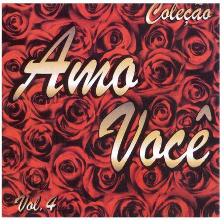 CD Amo Você Vol.4