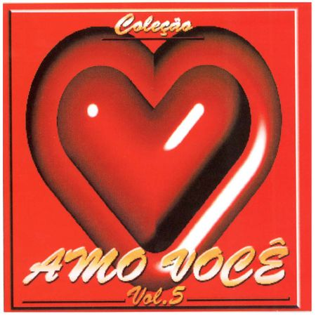 CD Amo Você Vol.5