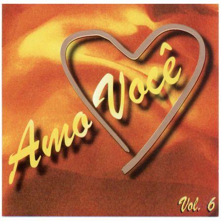CD Amo Você Vol.6